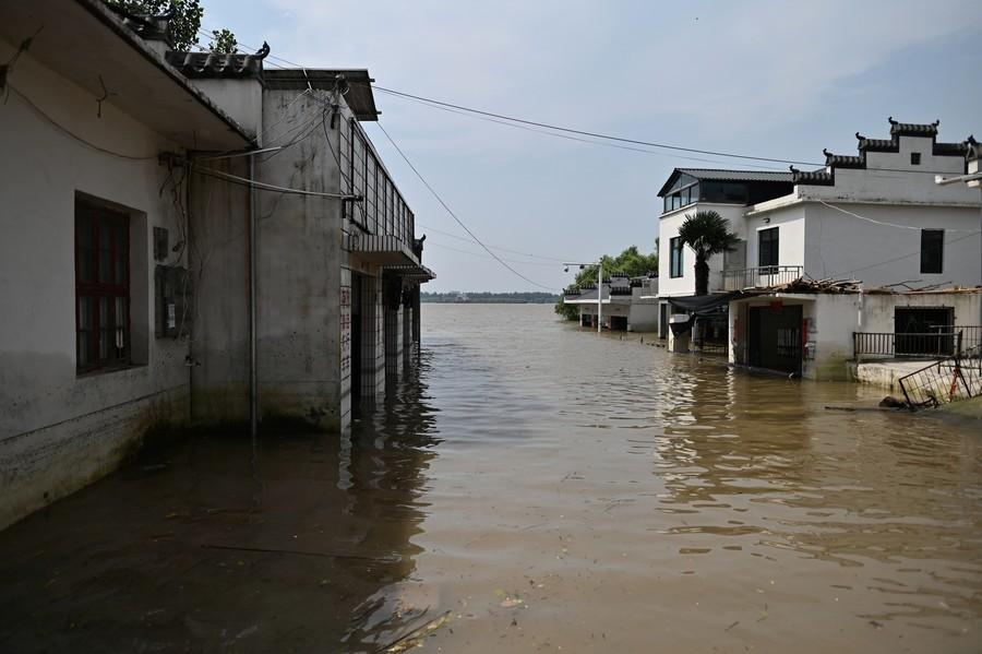 大陸網絡大V稱洪水可成旅遊資源 網民狠批