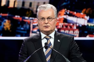 台外交部:中共逼迫立陶宛 台立發展關係不變