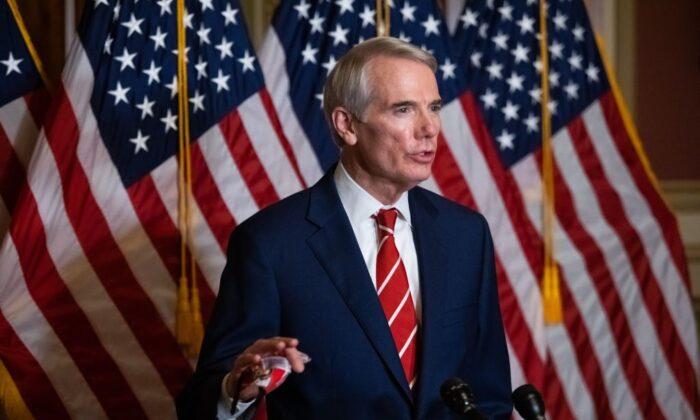 美參議員波特曼宣佈不尋求連任 指國會兩極化