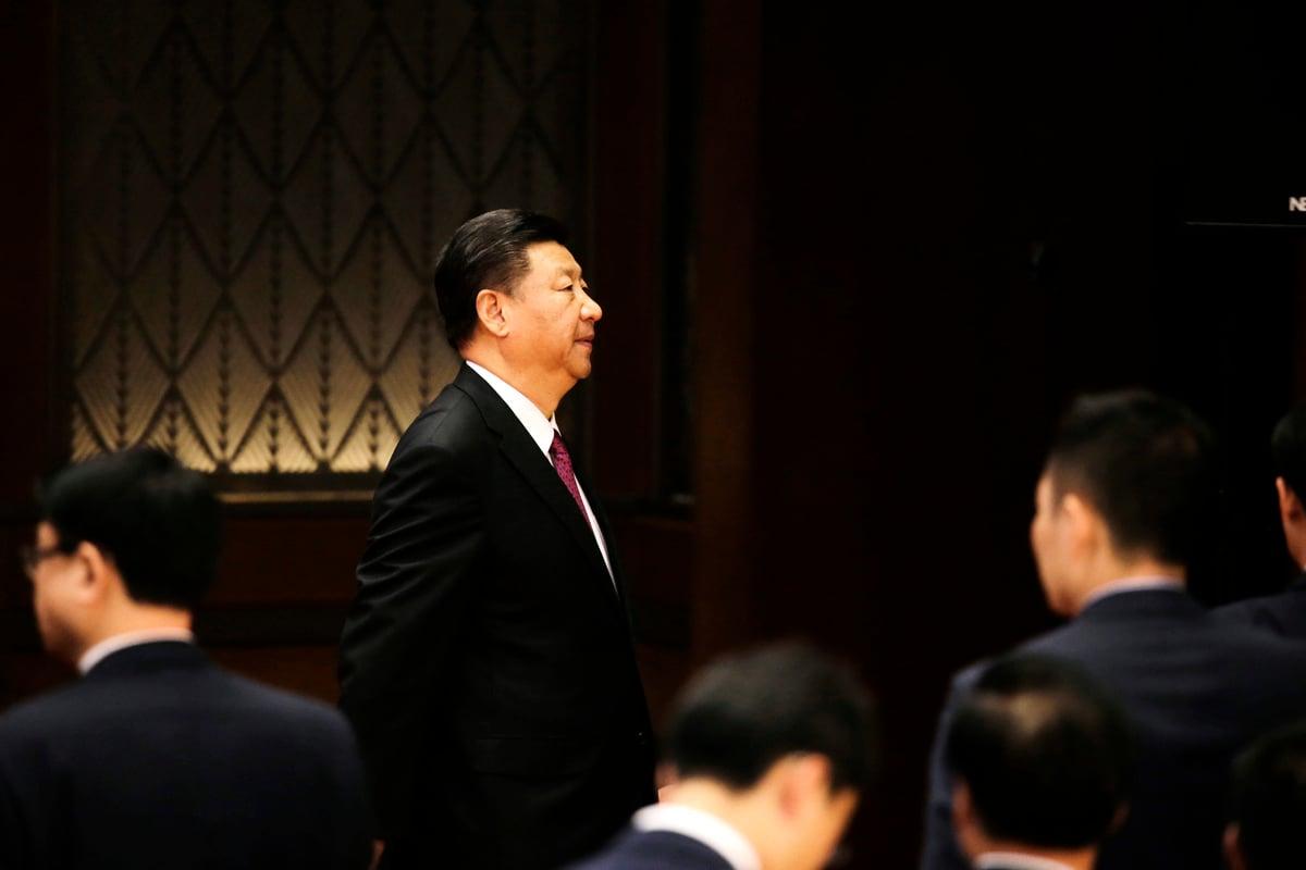 美國中國問題專家林蔚日前披露,一個與習近平關係密切的中共高層幕僚坦承:「我們已經走投無路,每個人都清楚這個體制已經完了」。((JASON LEE/AFP/Getty Images)