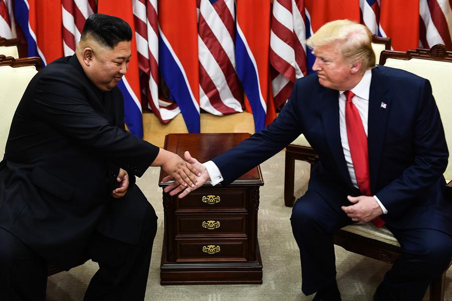 特金三會50分鐘 雙方同意重啟無核化談判
