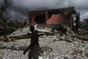 颶風馬修重創海地 罹難人數升至一千人