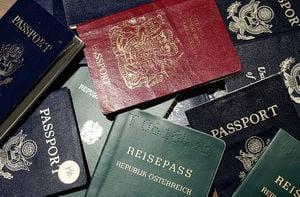 世界最強護照排名 港台靠前 中國遠遠落後