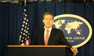 美國務院大使:中共升級迫害所有宗教團體