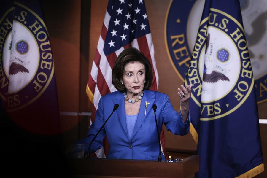 美國眾院通過臨時債務上限法案 送交拜登簽署