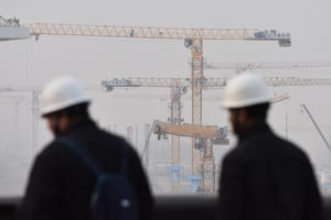 房市達GDP五倍 北京救經濟陷兩難