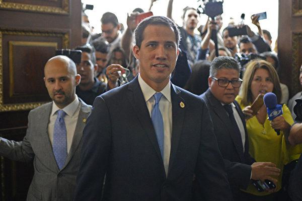消息:瓜伊多和蓬佩奧將在1月20日會面
