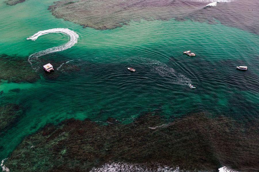 印尼官員:來源不明水下無人機疑來自中國