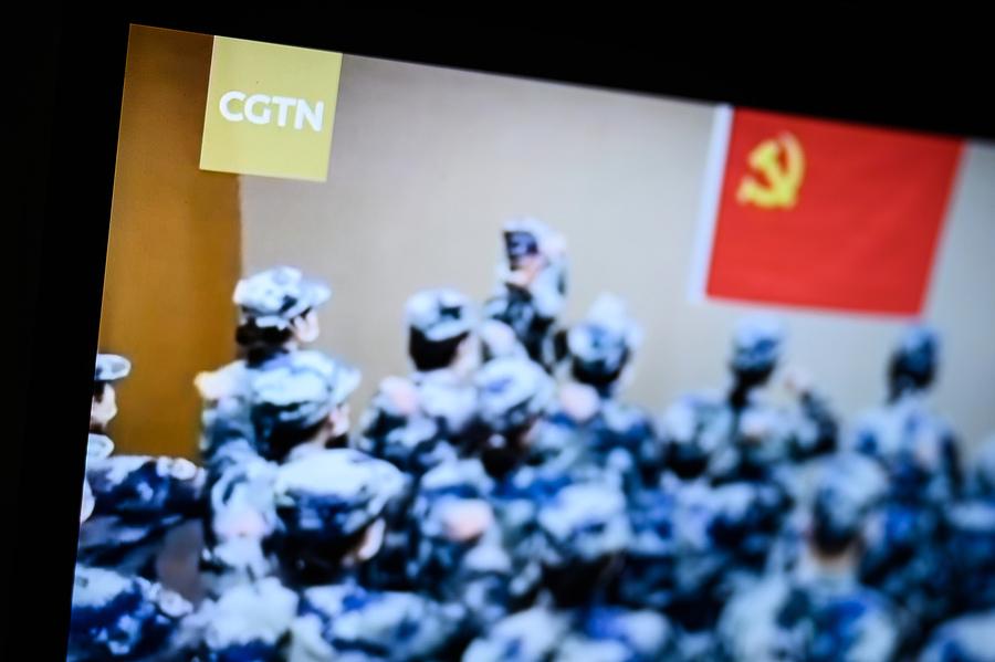 楊威:英國拒絕中共大外宣 邁出關鍵一步