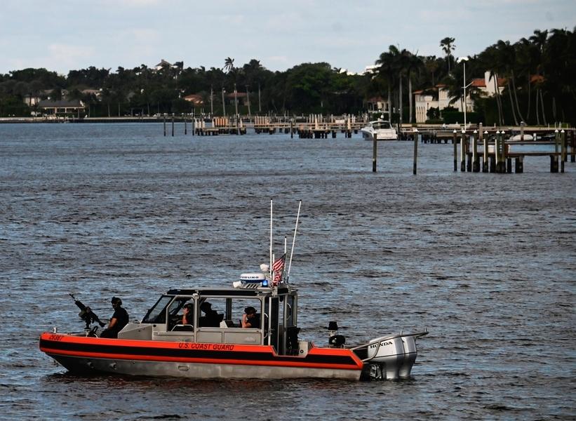又是百慕達三角 載20人遊艇神秘失蹤