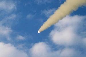 北韓再射彈 美軍偵察機飛臨半島觀測