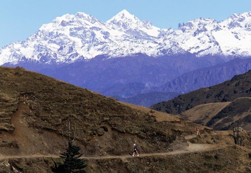 中共造水壩正破壞喜馬拉雅生態