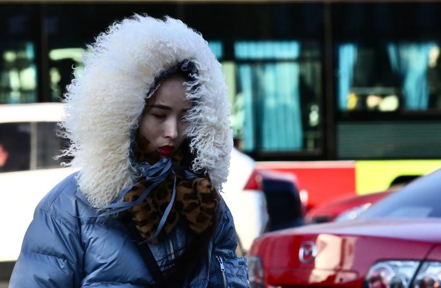 北京迎33年最冷大雪節氣 內蒙-40℃