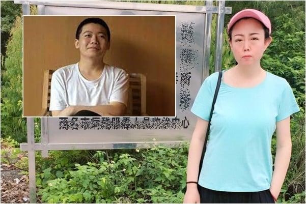 5月12日上午8時許,一夥自稱是派出所的人上門騷擾牛騰宇的母親可可。她向外界求助,擔心自己一旦被抓恐難活著出來。(知情人提供)