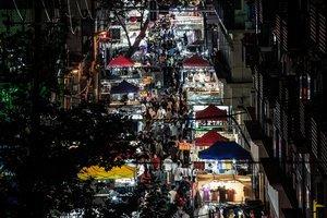 北京允許擺攤 但不稱「地攤經濟」 惹議