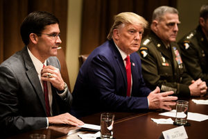 軍事衝突升溫 特朗普下令美軍撤出敘利亞北部
