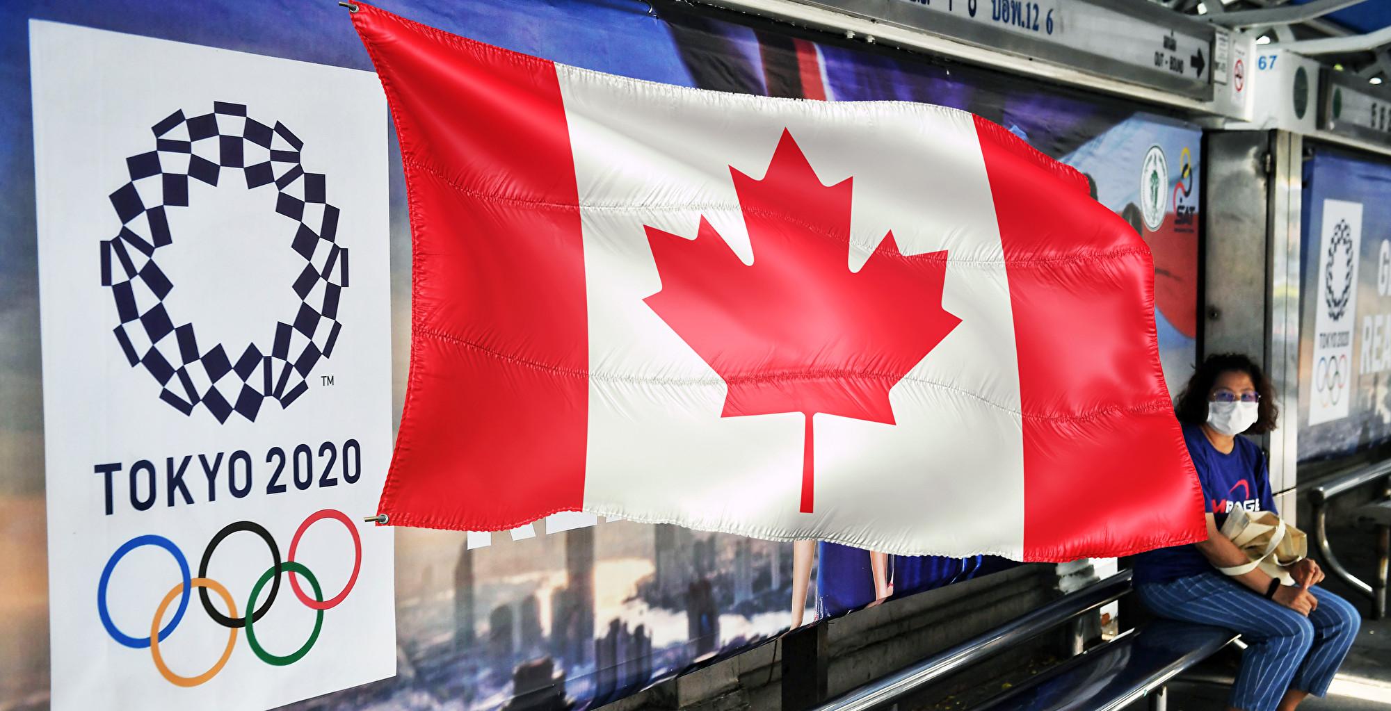 2020東京夏季奧運會將於7月舉行,由於中共病毒正在全球擴散,加拿大奧委會3月22日晚宣佈不派出運動員參賽。(AFP/Getty Images、iStock合成圖)