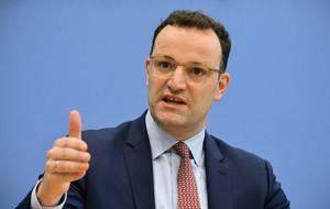 德國衛生部長:關閉邊界不能阻止病毒傳播