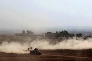摩蘇爾平民慘遭屠戮 IS高級頭目被擊斃