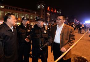 傅政華落馬 北京警察曝其為何在公安內部招恨