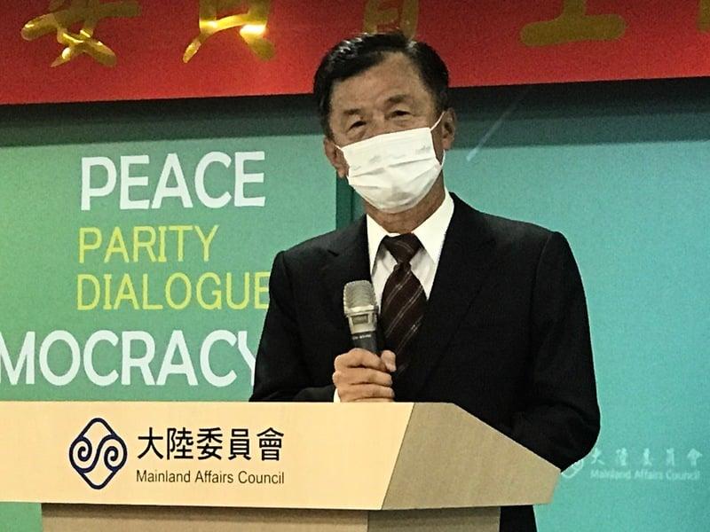 參與WHO原則 陸委會:中共無權代表台灣