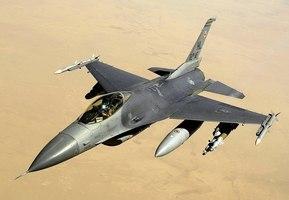 特朗普政府推進售台F-16戰機計劃 獲兩黨支持
