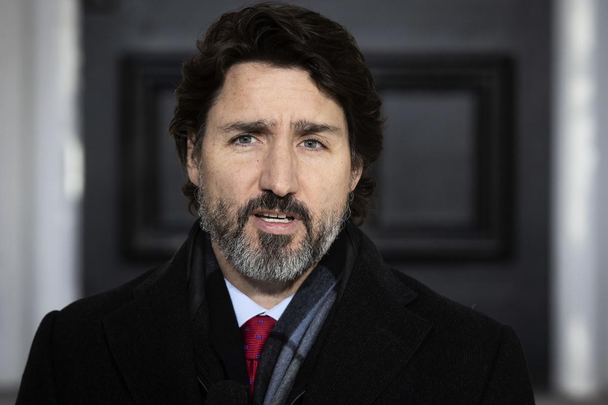 加拿大商人斯帕弗(Michael Spavor)遭到中共重判11年。對此,加拿大總理杜魯多表示,無法接受這一不公平的判決。(LARS HAGBERG/AFP via Getty Images)