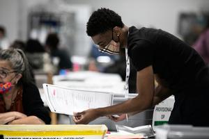 佐治亞發現約2600張未點票 多數是特朗普選票