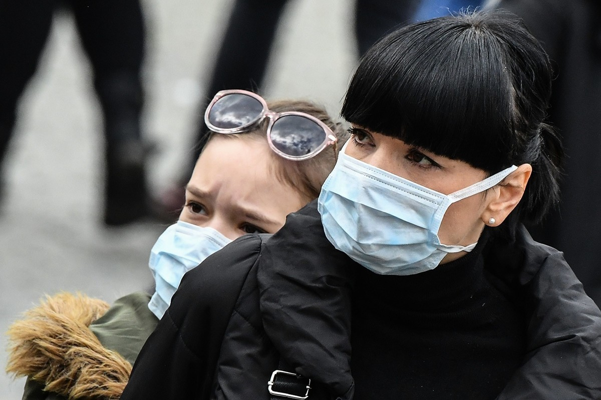 2020年1月意大利首例中共肺炎患者據悉是來自武漢的全球頂級生化工程師。(Andreas SOLARO/AFP)