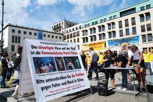 制止中共作惡 德國人:我們絕對不能讓步