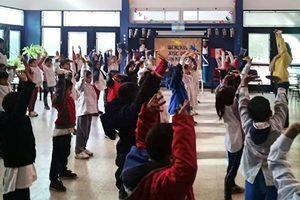 法輪功進入阿根廷省教育廳大型教育項目