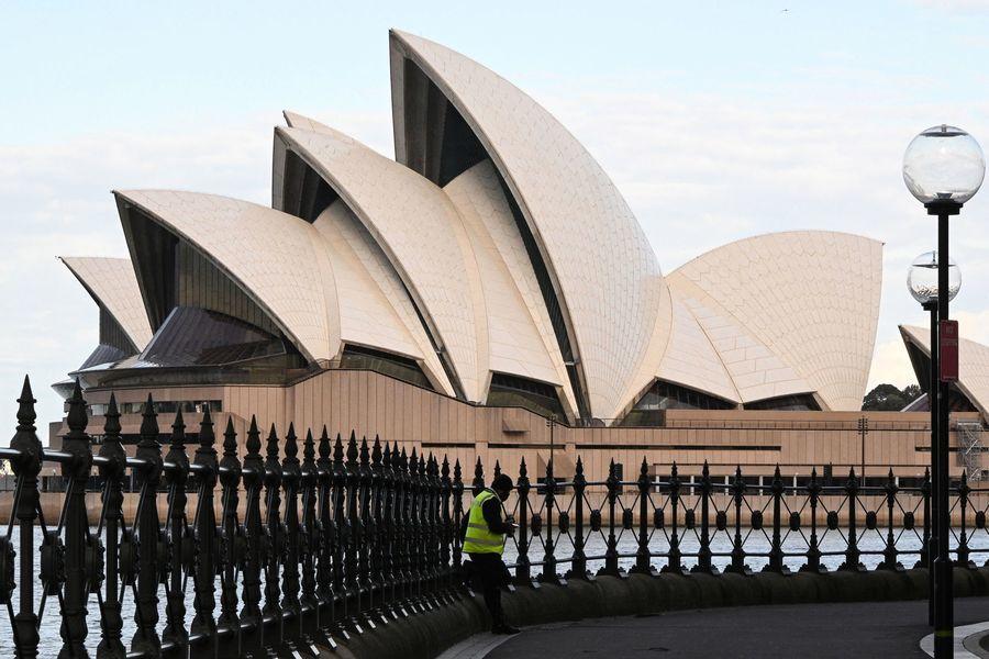 澳洲再破千確診病例  今增1126宗創新高