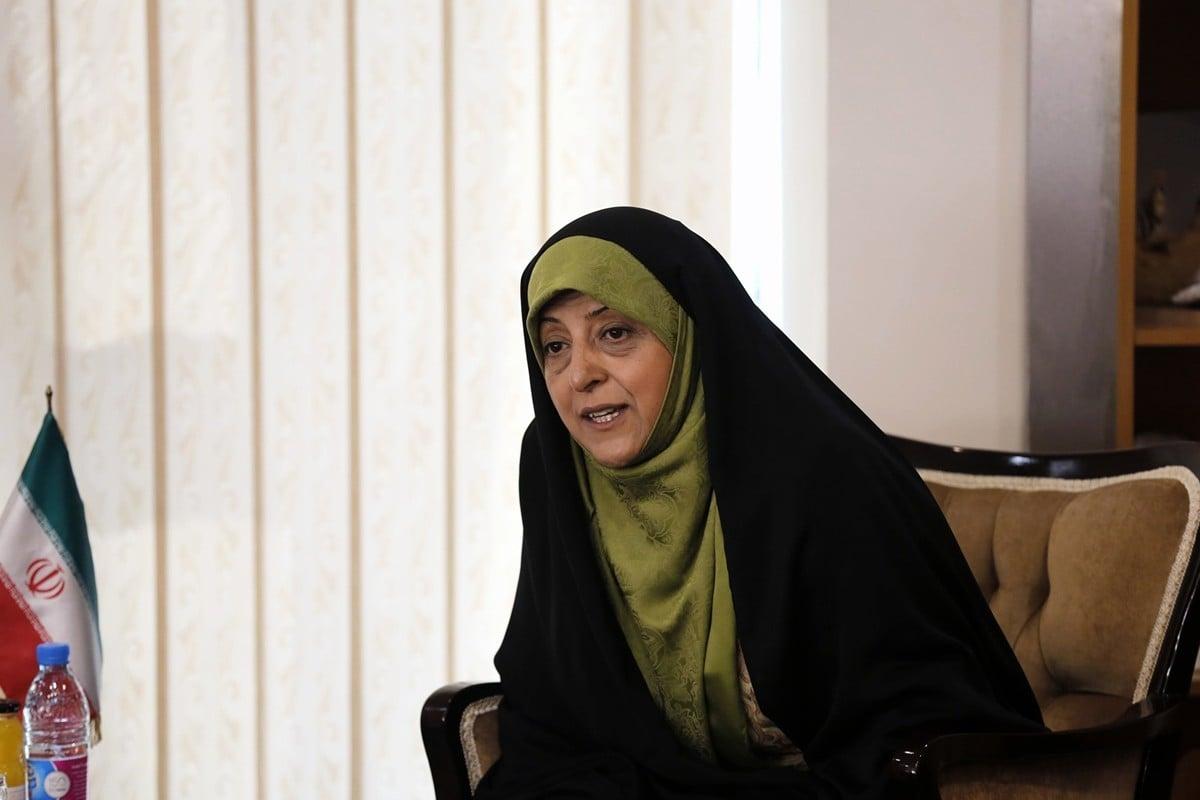 伊朗官方媒體IRNA周四(2月27日)報道,伊朗副總統馬蘇梅·埃布特卡(Masoumeh Ebtekar,如圖)是該國第四位確診中共病毒(俗稱武漢病毒、新冠病毒)的官員。(ATTA KENARE/AFP via Getty Images)