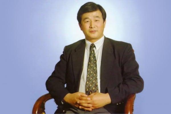 法輪功創始人李洪志先生。(明慧網)