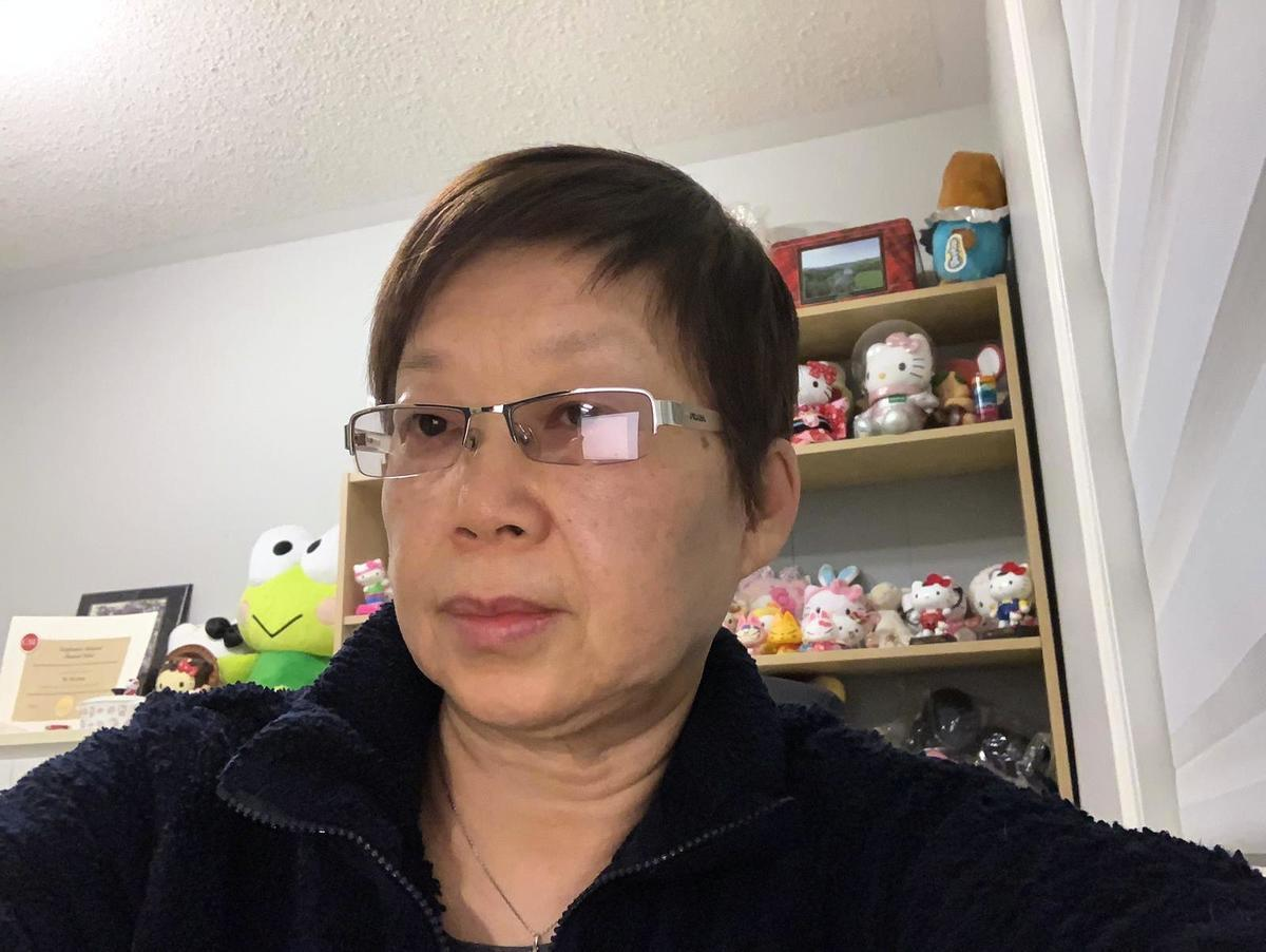 前解放軍軍官、香港《時代出版社》總編輯江林接受大紀元新唐人專訪,談黎智英被捕事件的影響。(江林提供)