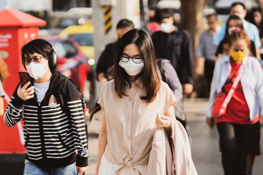 世衛承認中共肺炎可空氣傳染 做到4點預防