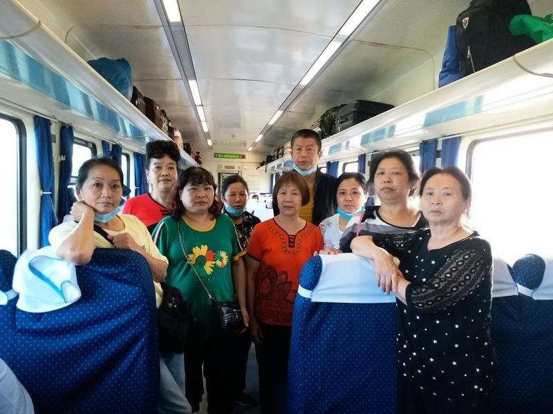 【一線採訪】重慶訪民進京 火車上被暴力攔截