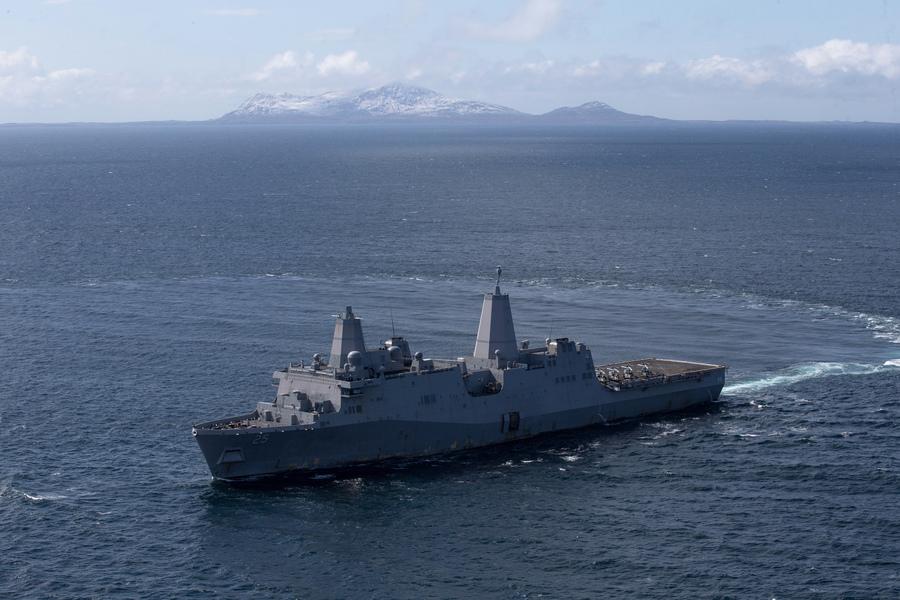 談美國台海戰略 台學者:讓航道變成不可戰