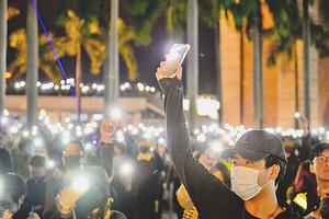 台灣公佈「香港移交24周年情勢研析報告」 陸委會: 高度自治遭破壞殆盡