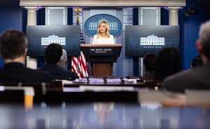 白宮批評推特:不對中共宣傳進行事實審查