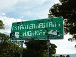 美國「外星人公路」 沿途UFO目擊事件不絕