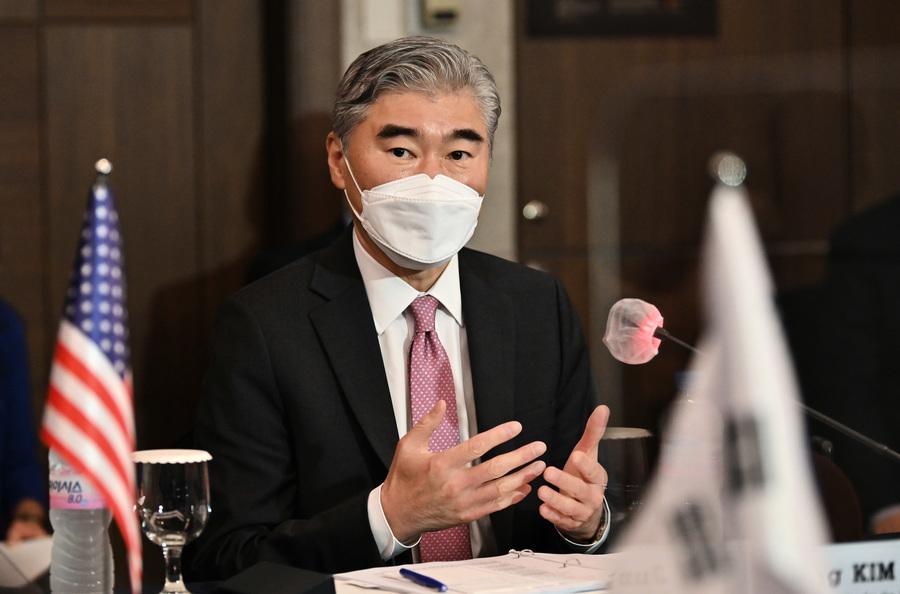 美新任北韓特使:冀平壤就恢復對話積極回應