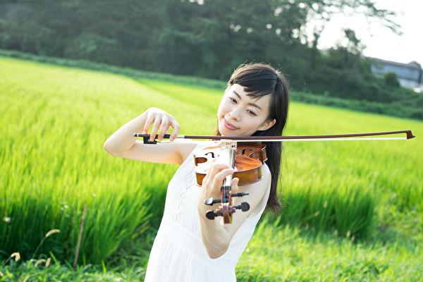 水稻聽貝多芬古典樂  植物變胖又變高