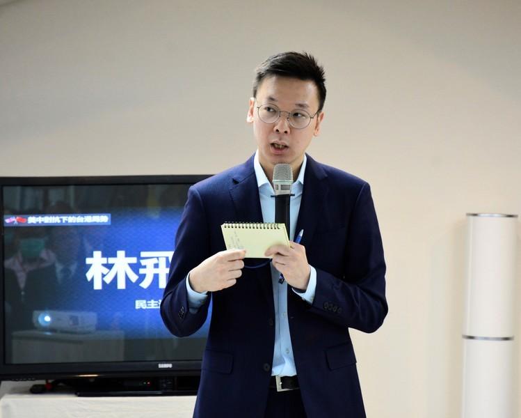港版國安法上路 台學者:切斷香港與國際連結