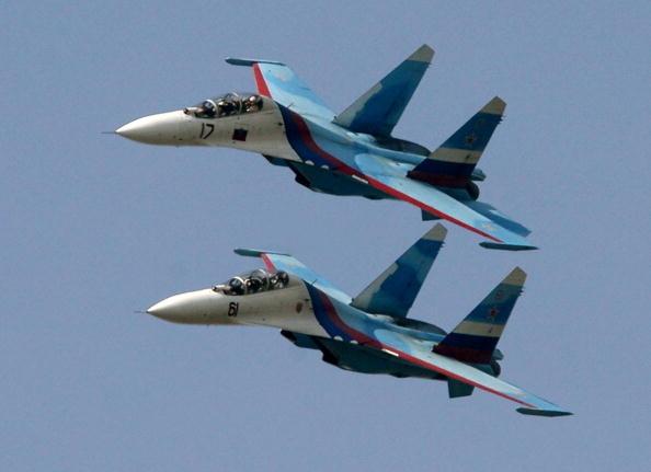 俄6戰機闖防空識別區 南韓10戰機升空攔截