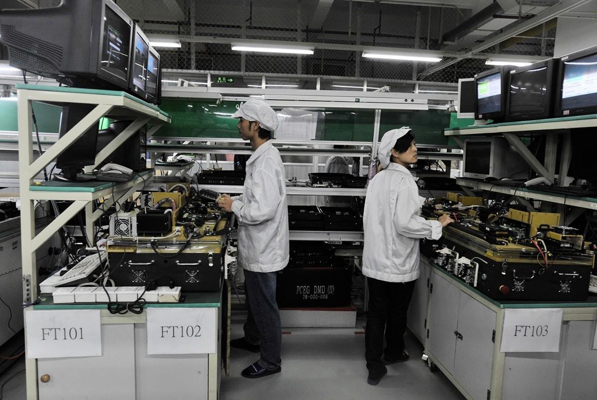 數據顯示大陸僅有32%中小企業復工。圖為示意圖。(Getty Images)