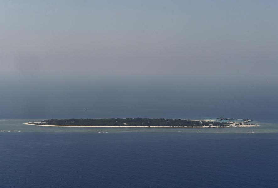 應對南中國海局勢 台灣加強太平島防禦能力