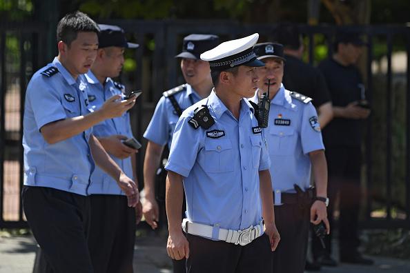 手機掃瞄儀 新疆式監控蔓延到北京上海