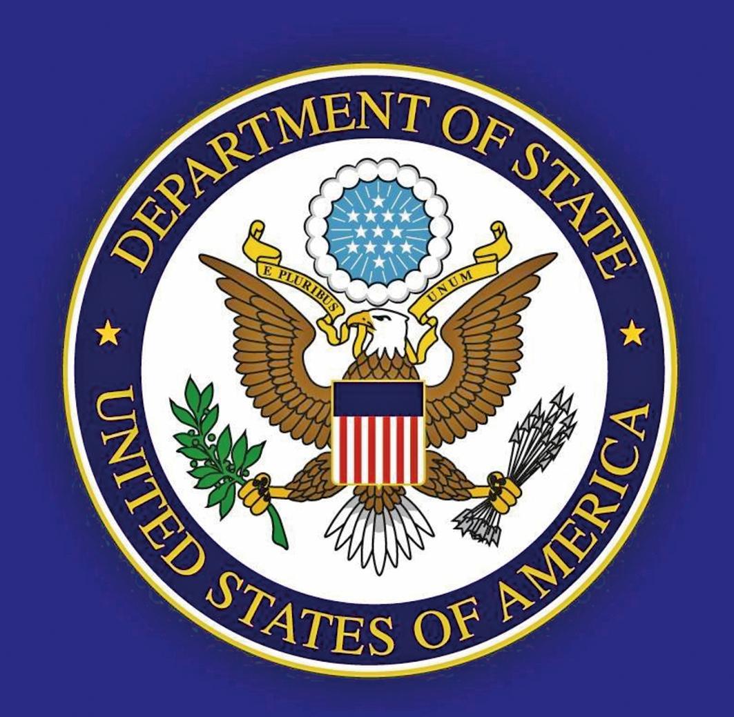 美國法輪功學員會根據美國入境、移民法律及總統公告,選取有可靠信息和確切事實的迫害者名單,提交給美國國務院,要求對惡人拒發簽證、禁止其入境。(美國國務院臉書)