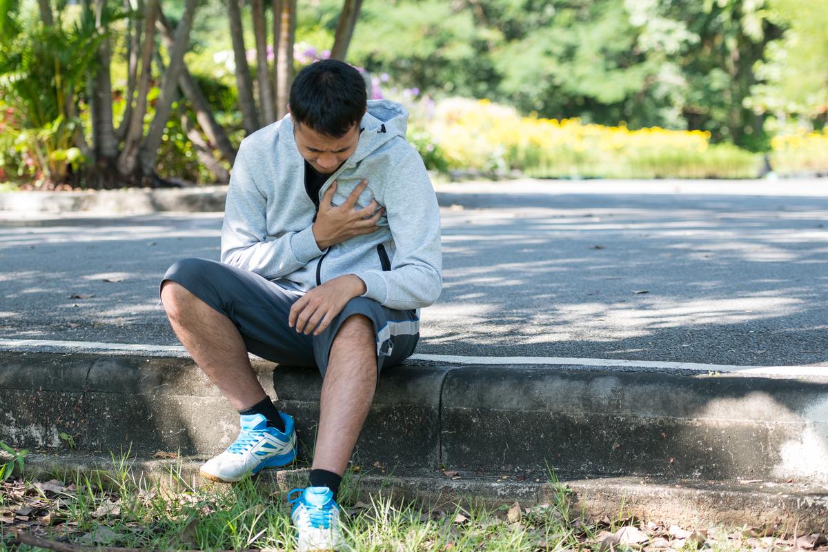 Delta變種病毒可能在健康的年輕人身上,造成更嚴重的感染及心血管併發症。(Shutterstock)